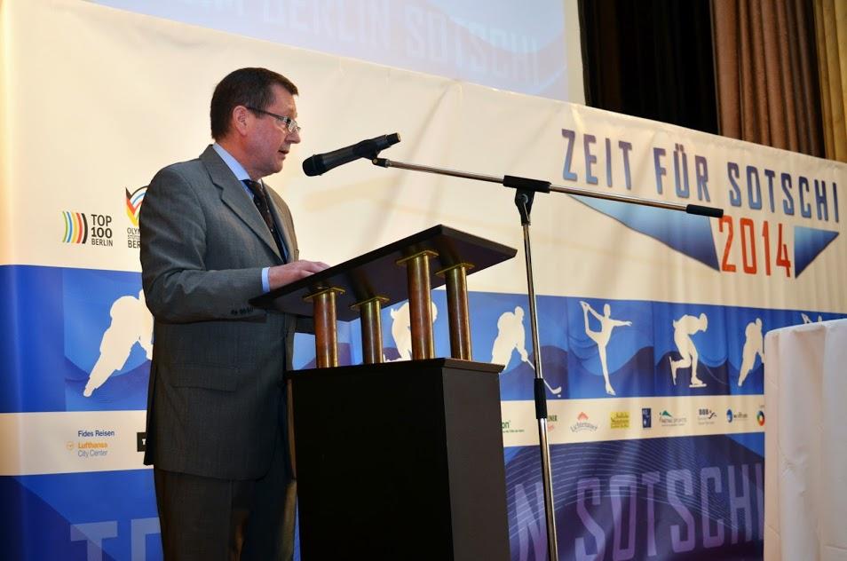 Посол России в ФРГ В.М. Гринин. Автор фото: Эдуард Осечкин