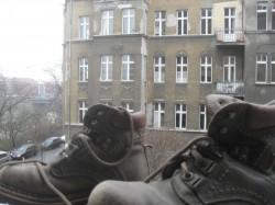 Schuhe für den Großstadtdschungel. / Lucia Geis
